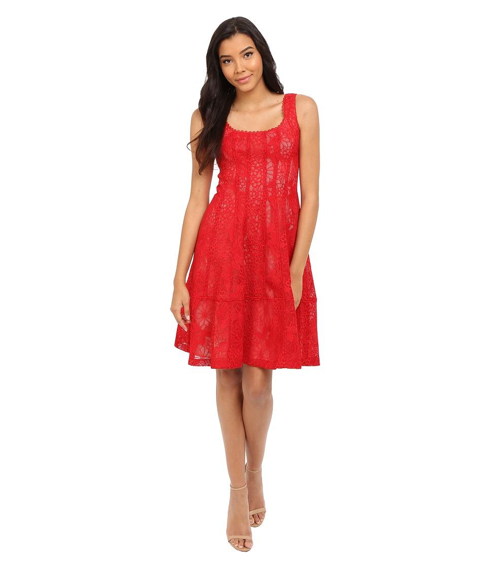 Nanette Lepore Starry Night Dress Poppy Womens Dress