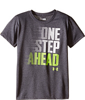 Under Armour Kids - One Step Ahead Tee (Little Kids/Big Kids)