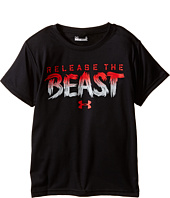 Under Armour Kids - Release The Beast Short Sleeve (Little Kids/Big Kids)