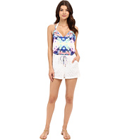 6 Shore Road by Pooja - Malay Lace Romper Cover-Up