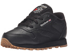 Reebok Kids Classic Leather Gum (Infant/Toddler)