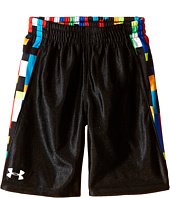 Under Armour Kids - Pixel Zoom Multi Reversible Shorts (Little Kids/Big Kids)