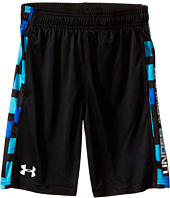 Under Armour Kids - Pixel Zoom Eliminator Shorts (Little Kids/Big Kids)