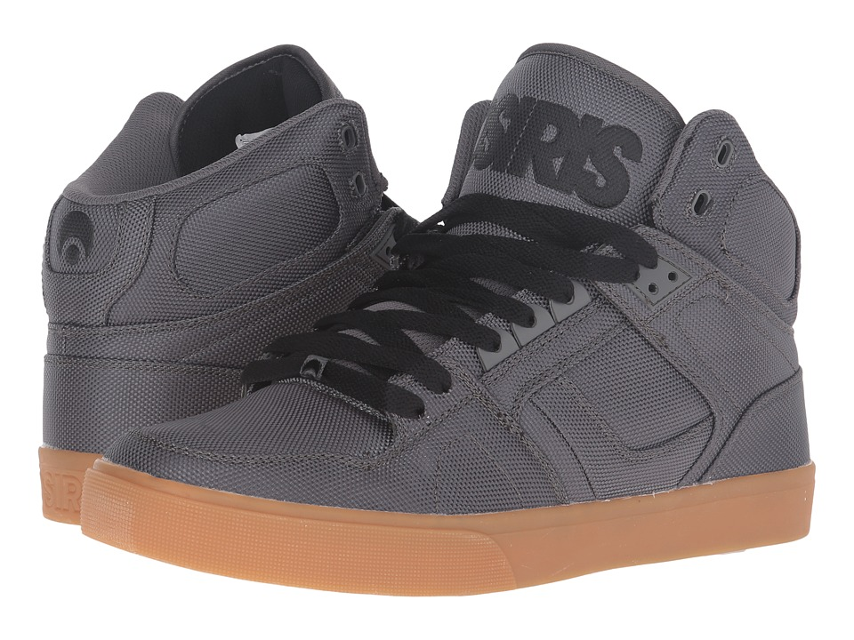 Osiris NYC83 VLC (Dark Grey/Gum) Men
