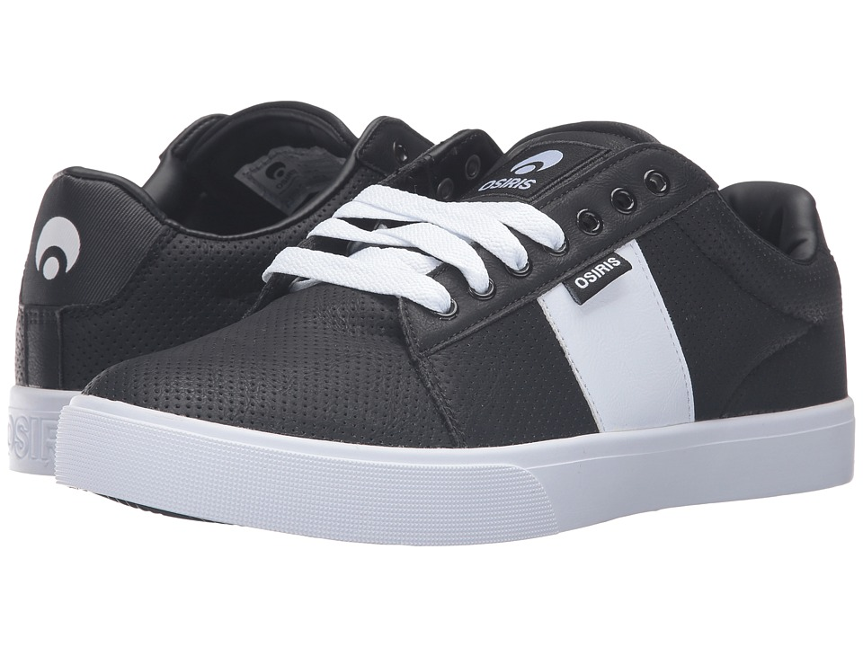 Osiris Rebound VLC (Black/Perf) Men