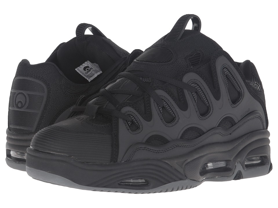 Osiris D3 2001 (Black/Black/Black) Men