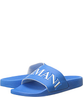 Armani Junior - Slip-On Sandal with Logo (Little Kid/Big Kid)