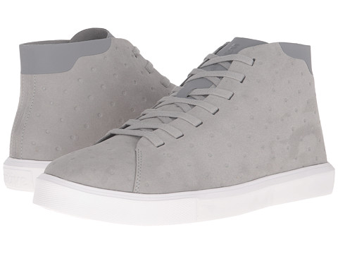 Native Shoes Monaco Mid - Pigeon Grey/Shell White