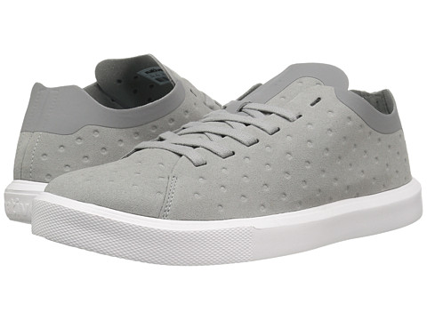 Native Shoes Monaco Low - Pigeon Grey/Shell White