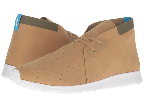 Native Shoes Apollo Chukka - Tomb Brown/Rookie Green/Shell White/Shell Rubber