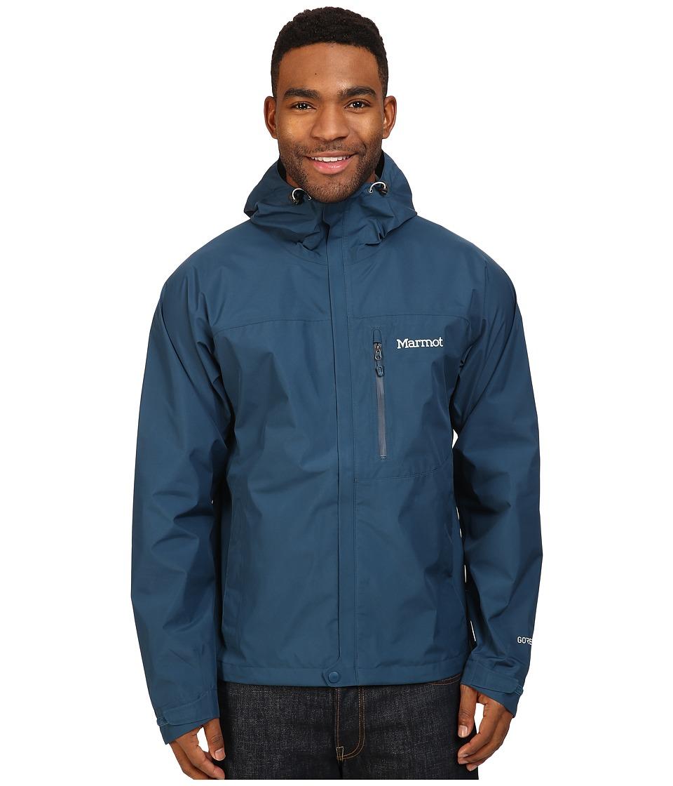 Marmot Minimalist Jacket (Denim) Men's Coat