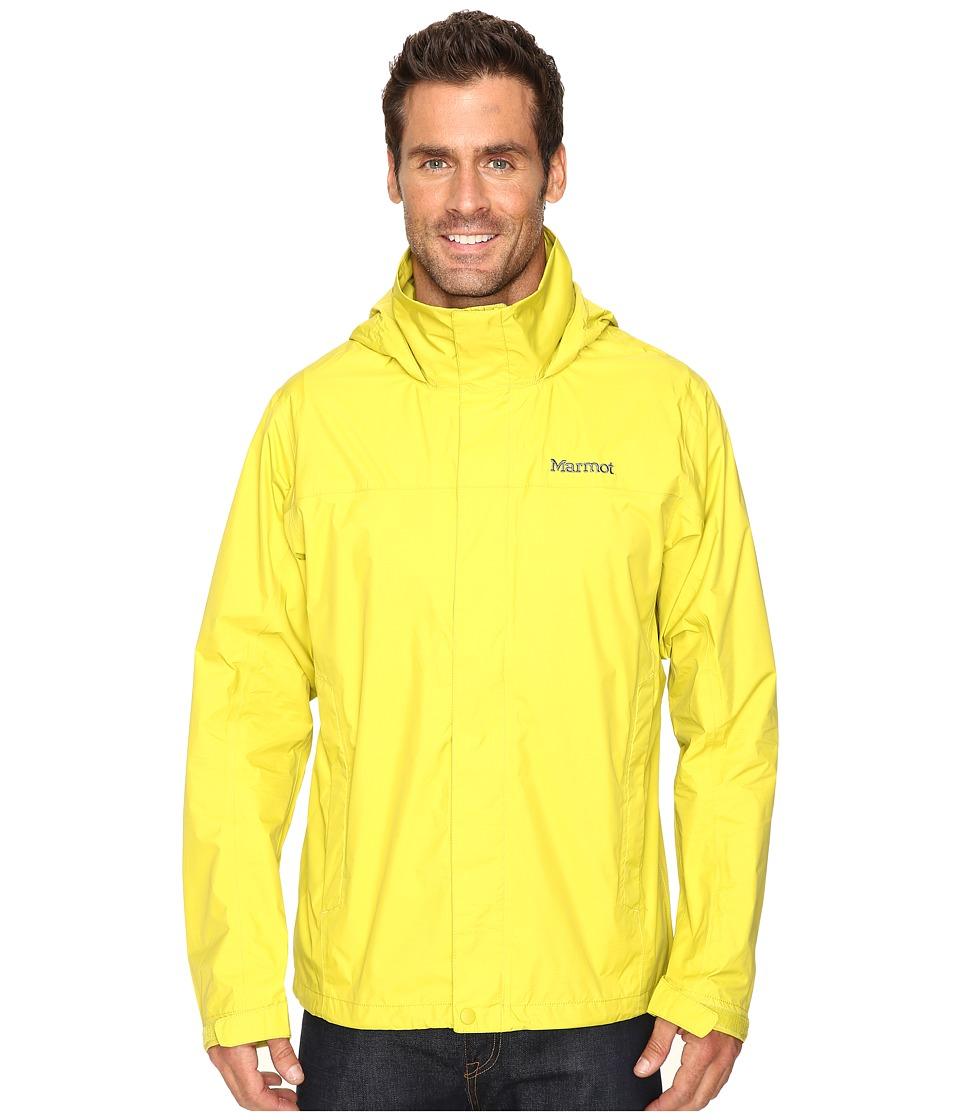 Marmot PreCip Jacket Citronelle Mens Jacket