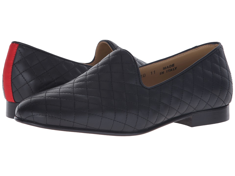Del Toro Del Toro - Quilted Leather Slipper