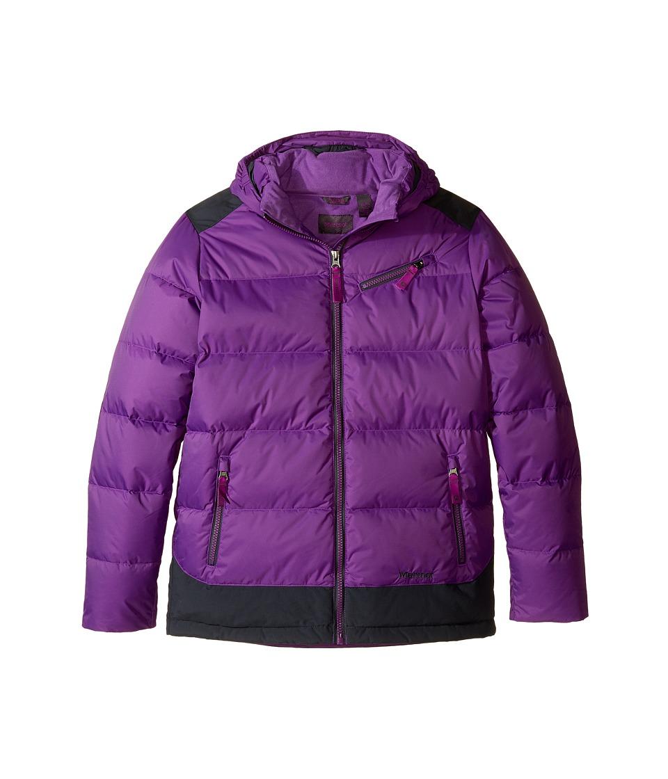 Marmot Kids Sling Shot Jacket (Little Kids/Big Kids) (Mystic Purple/Dark Steel) Girl