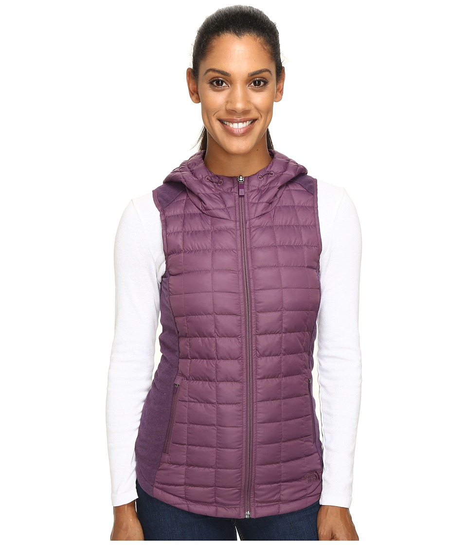 The North Face - MA ThermoBall Vest (Subilite Purple) Women