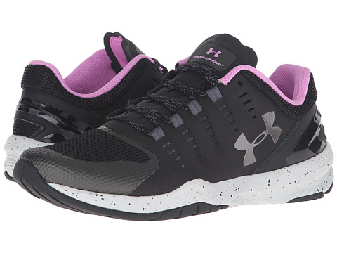 Under Armour UA Charged Stunner TR Exp - Black/Stealth Gray/Black