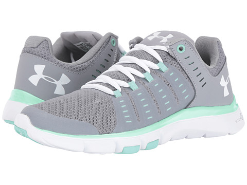 Under Armour UA Micro G® Limitless TR 2 - Steel/Crystal/White