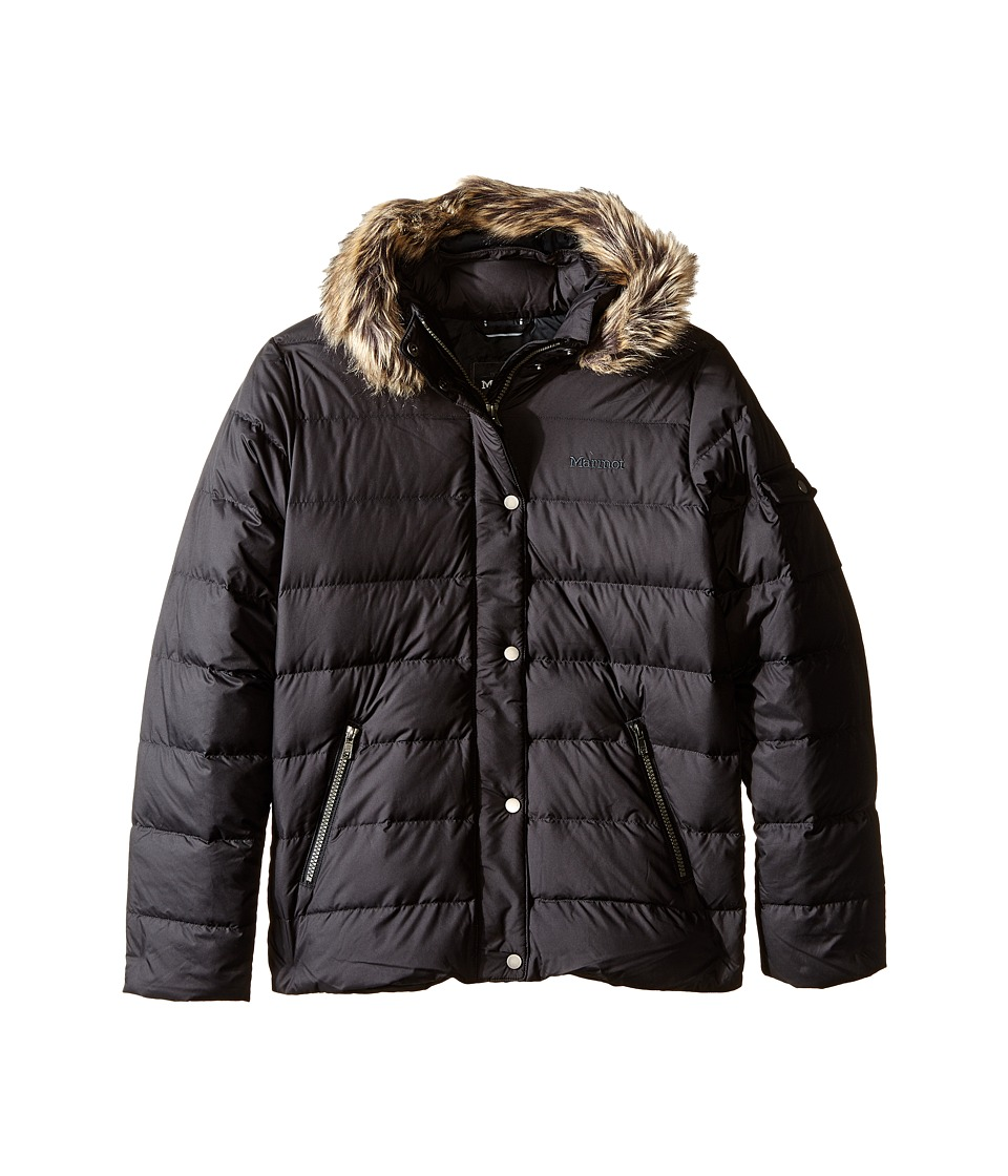 Marmot Kids - Hailey Jacket (Little Kids/Big Kids) (Black...