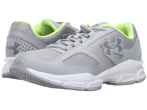 Under Armour UA Zone - Overcast Gray/White/Steel