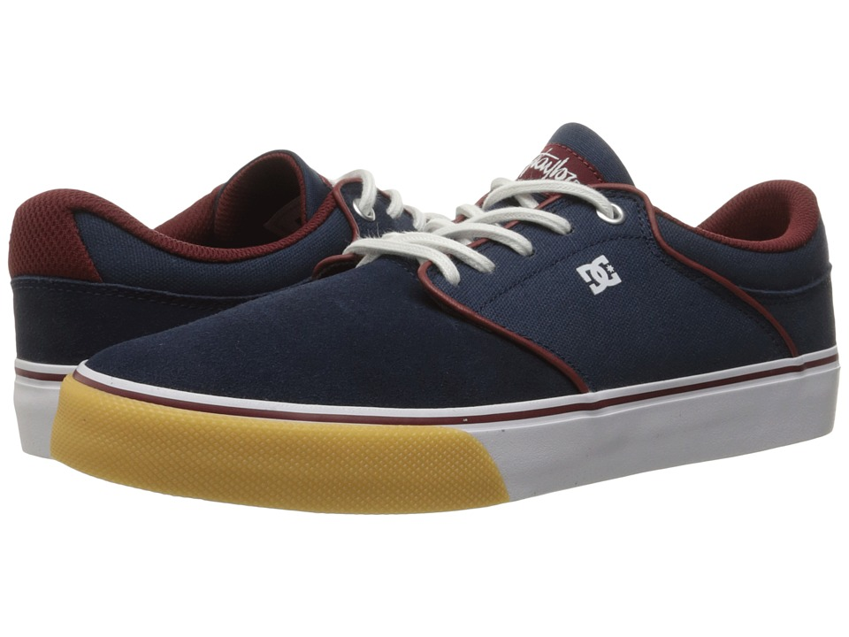 DC Mikey Taylor Vulc (Navy/Red) Men