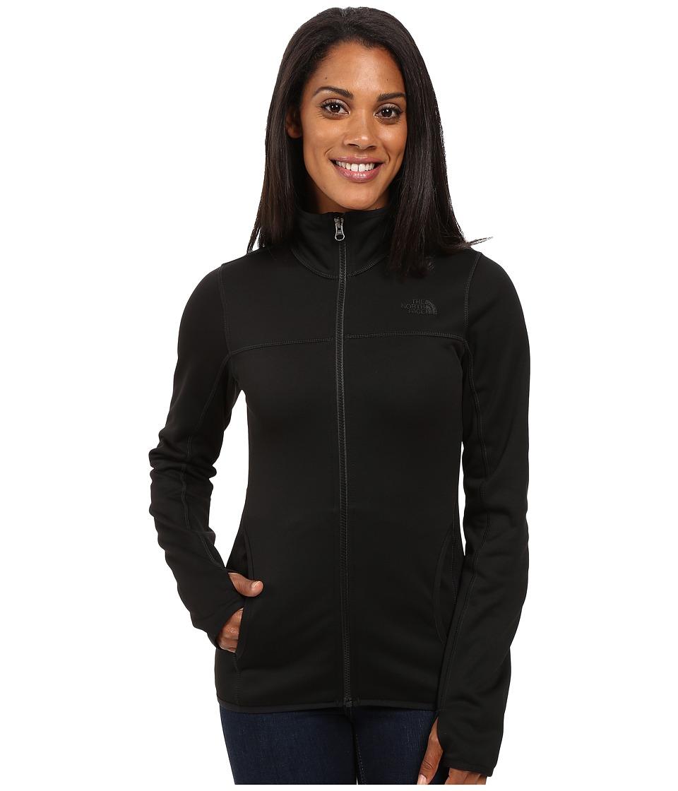 The North Face Amazie Mays Full Zip (TNF Black/TNF Black) Women