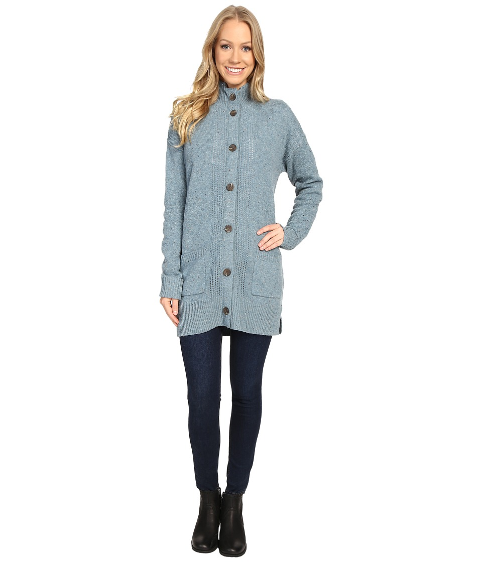 Royal Robbins - First Fleet Sweater Coat (Robin