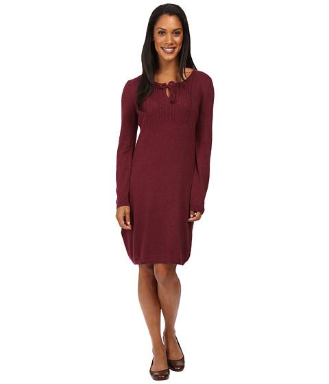 Royal Robbins First Light Sweater Dress - Beet