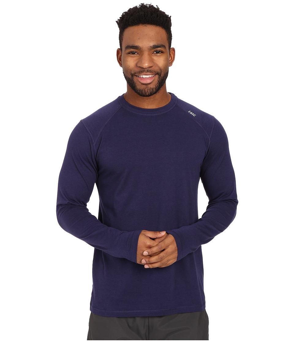 tasc Performance - Carrollton Long Sleeve Shirt (True Nav...
