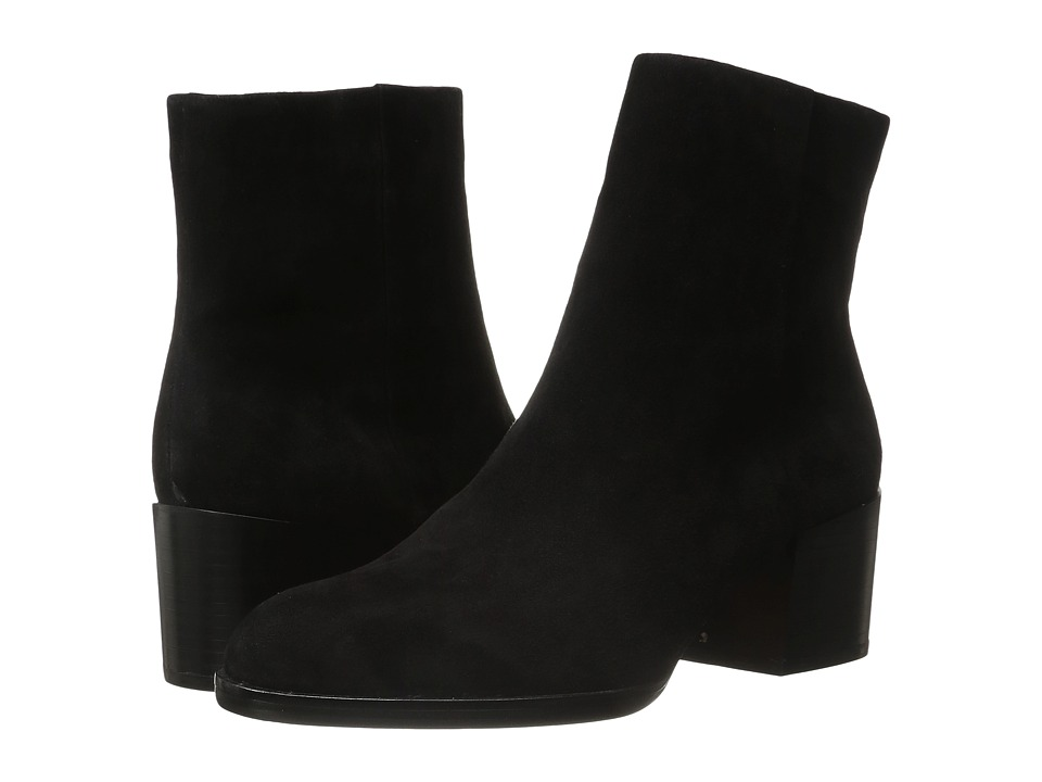 Sam Edelman - Joey (Black Suede) Women