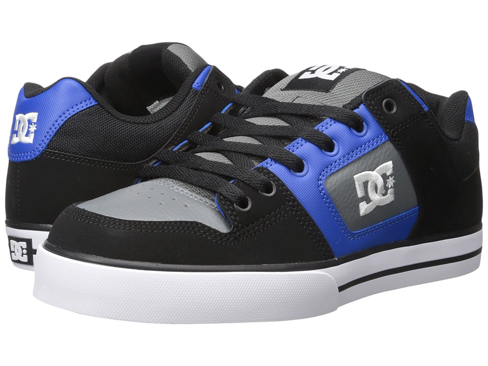 DC Pure (Black/Blue/Grey) Men