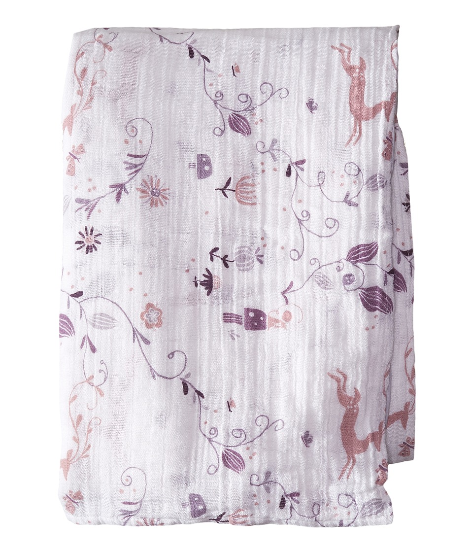 aden anais Organic Crib Skirt Once Upon a Time Accessories Travel