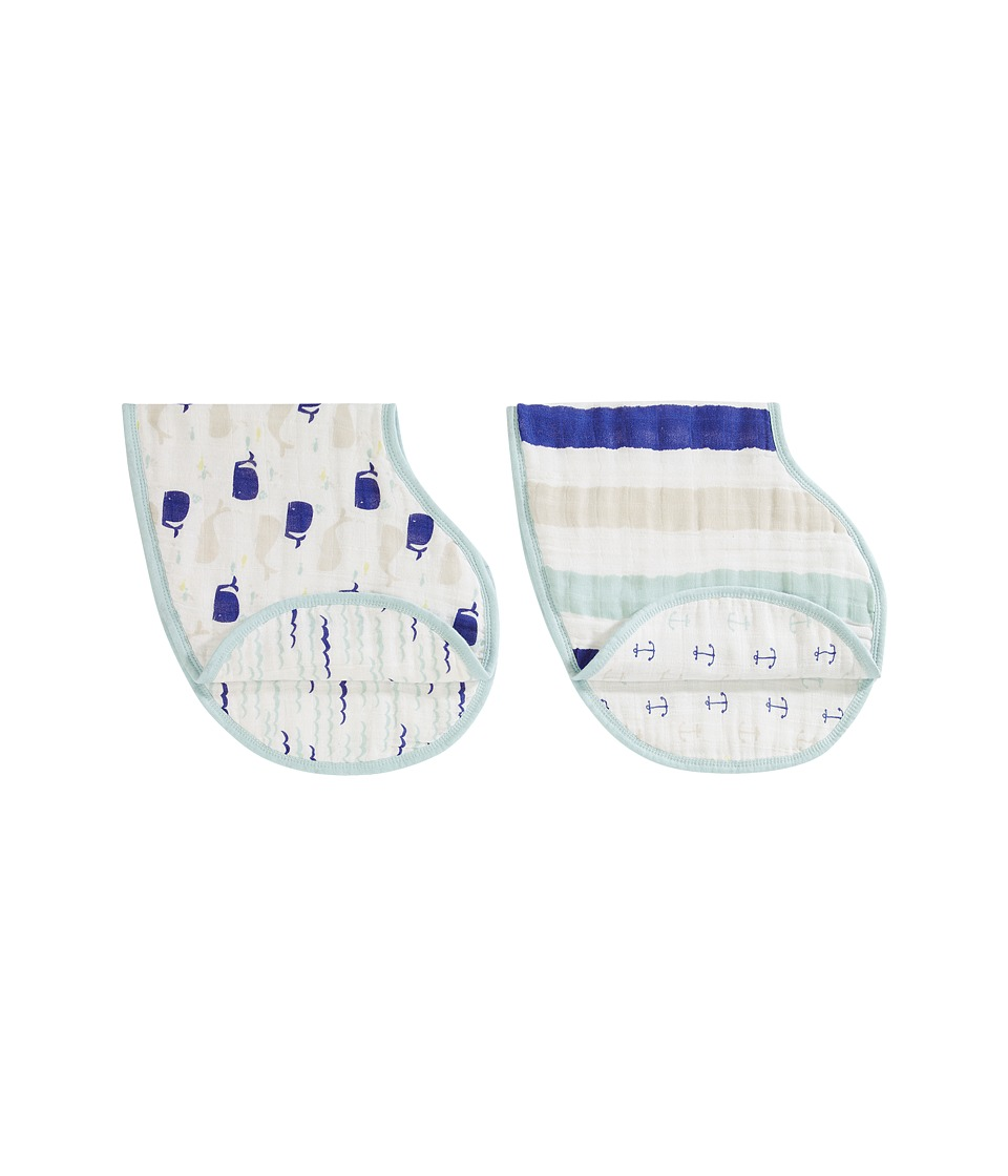 aden + anais - Classic Burpy Bib (High Seas) Accessories Travel