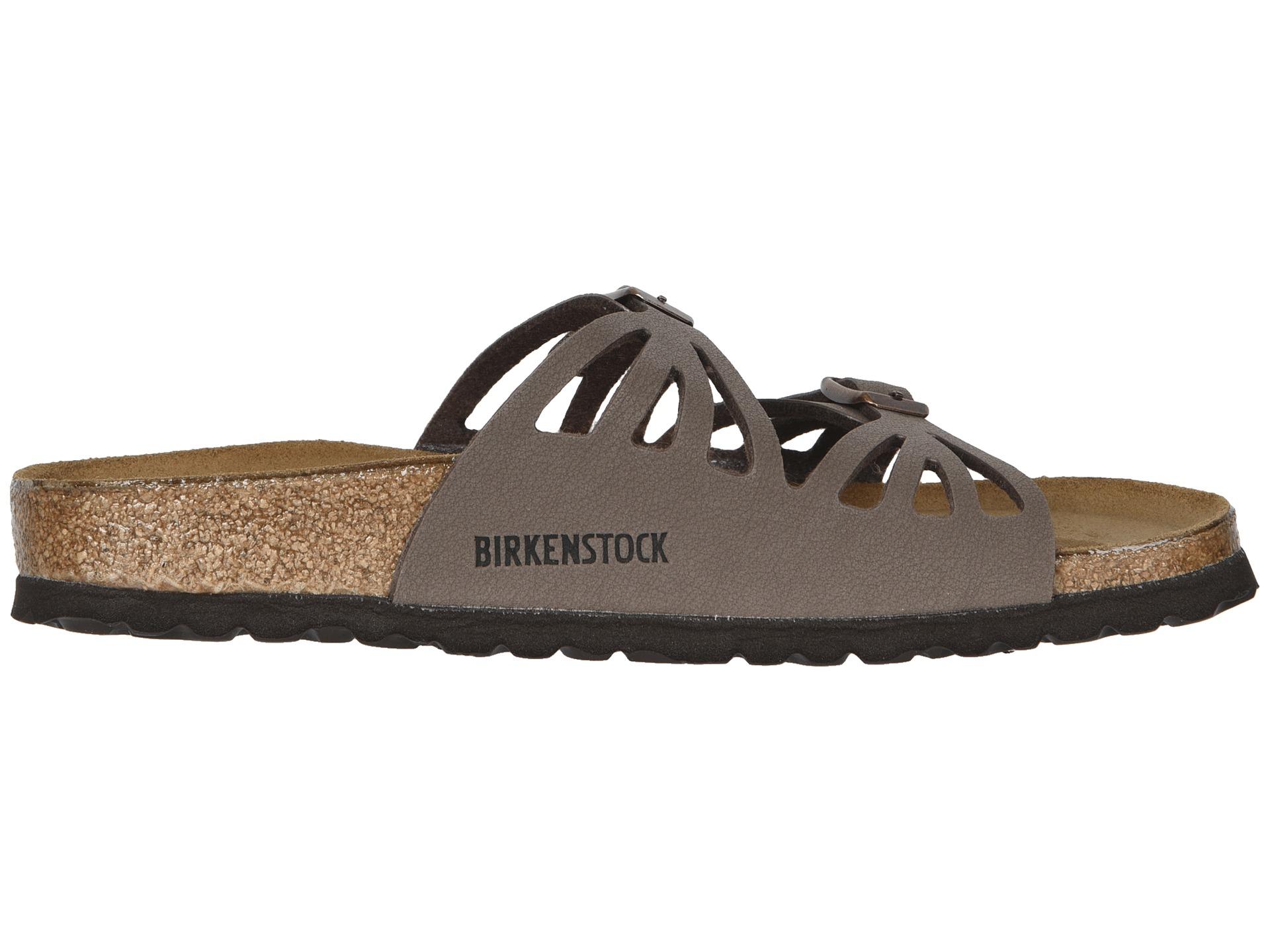 Birkenstock Kairo Flower W sandal black Stylefile