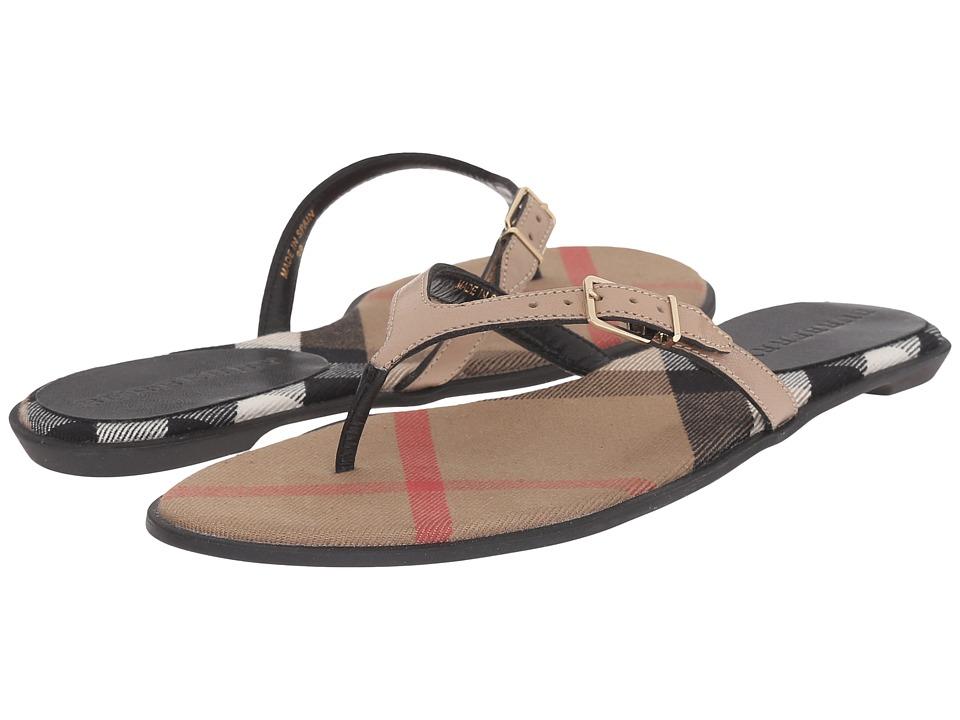 Burberry Meadow Honey Womens Sandals
