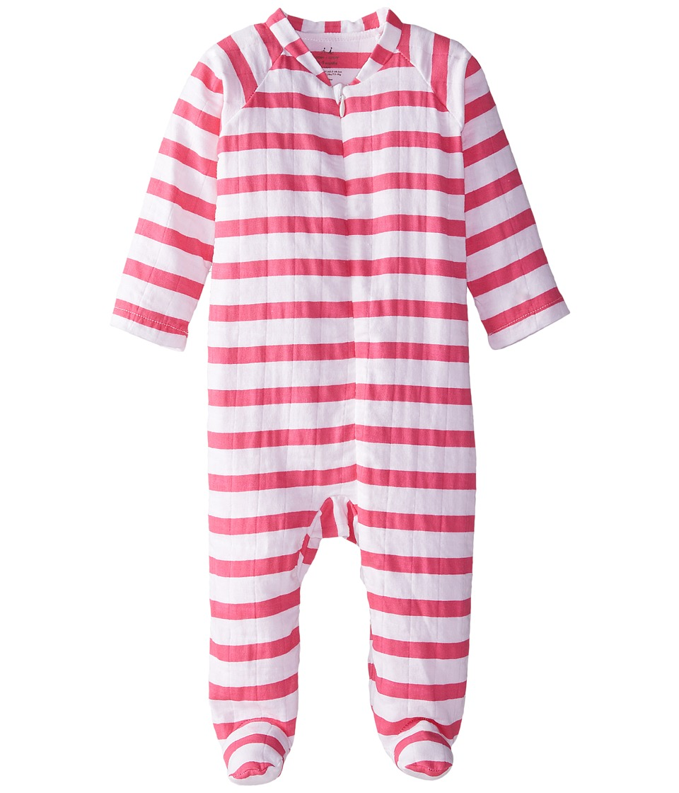aden + anais aden + anais - Long Sleeve Zipper One Piece