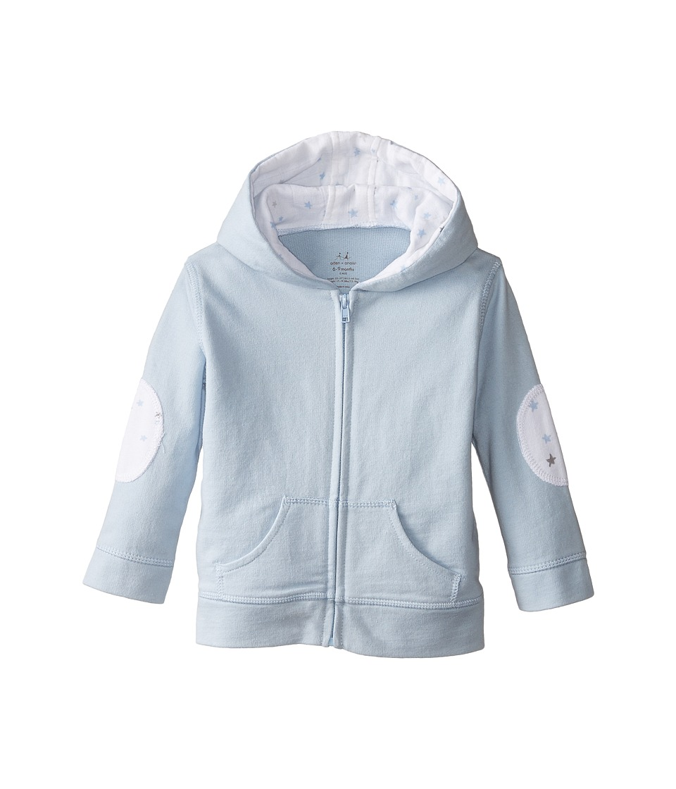aden anais Hoodie Infant Night Sky Blue Kids Sweatshirt