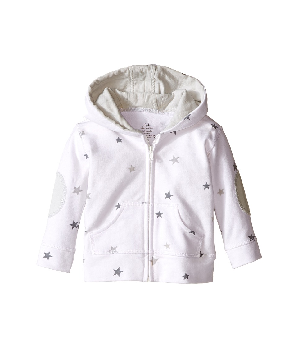 aden anais Hoodie Infant Twinkle Tiny Star Kids Sweatshirt