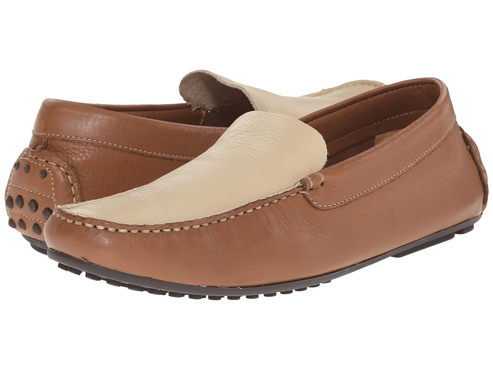 Crosby Square Lennor Tan/Avana Mens Slip on Shoes