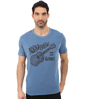 Lucky Brand - Nashville Guitars V Graphic Tee