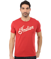 Lucky Brand - Indian Logo Alone Graphic Tee