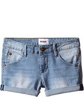 Hudson Kids - 2 1/2 Roll Shorts in Vintage Blue (Big Kids)