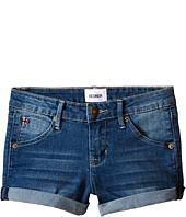 Hudson Kids - 2 1/2 Roll Shorts in Hippie Sky (Toddler/Little Kids)