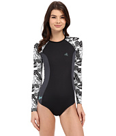 XCEL Wetsuits - Drylock Cheeky Bikini Cut Long Sleeve Springsuit