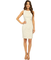 Calvin Klein - Blocked Jacquard Sheath