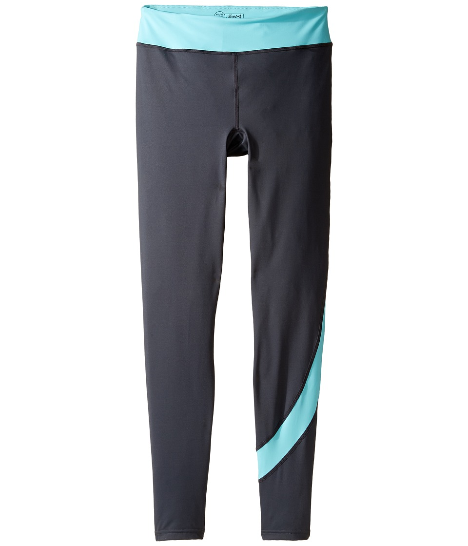 XCEL Wetsuits Kaena 8oz UV Sport Pants Gunmetal/Honey Dew Womens Casual Pants