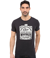 Lucky Brand - Whiskey Flask Graphic Tee