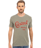 Lucky Brand - Castrol Motor Oil Graphic Tee