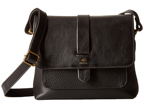Fossil Kinley Small Crossbody - Black