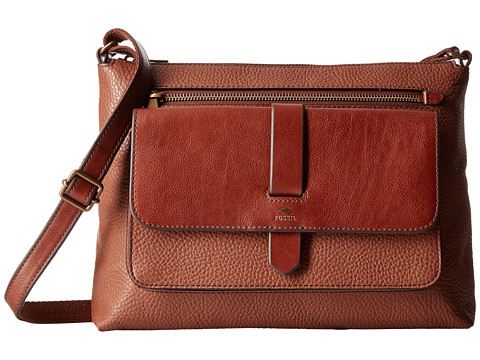 Fossil Kinley Crossbody - Brown
