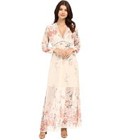 Brigitte Bailey - Isabella V-Neck Floral Maxi Dress